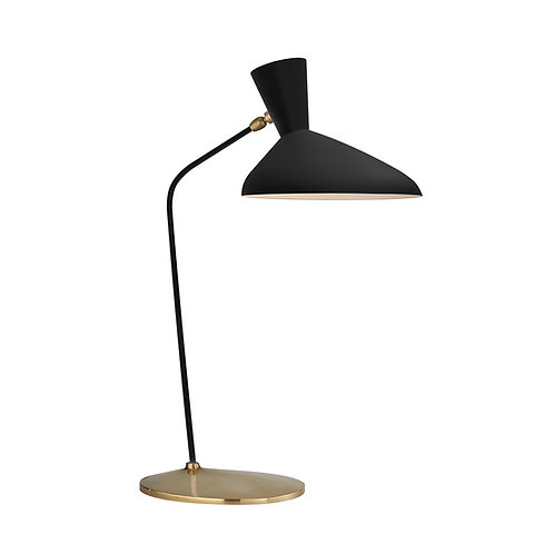 Austen Large Offset Table Lamp (AERIN Collection, 多色可選)