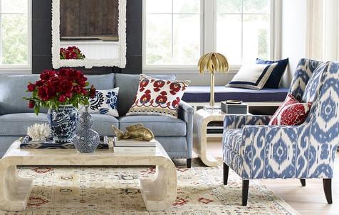 Dana Point - Living Room