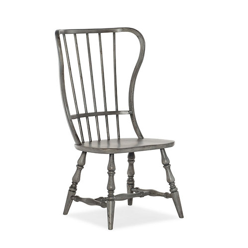Ciao Bella Spindle Back Side Chair (Set of 2)