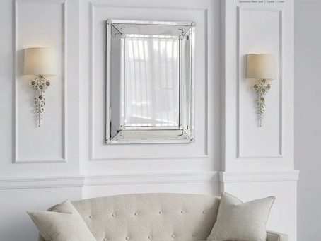 運用壁燈光源來裝飾牆面,替空間營造不同的魅力