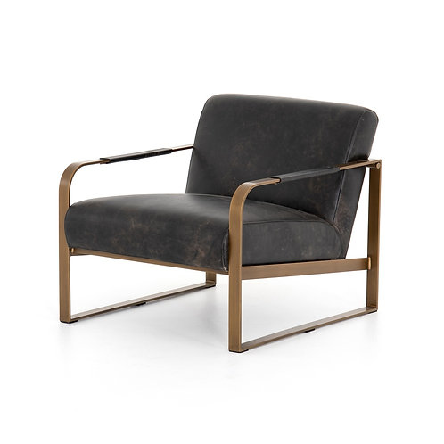 Jules Leather Chair