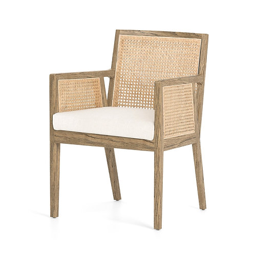 Antonia Cane Dining Arm Chair 2