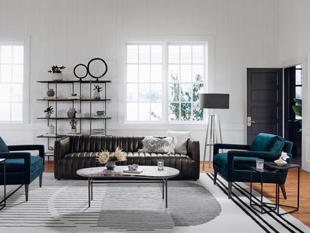 地毯,讓單調的地板,換個全新的樣貌!