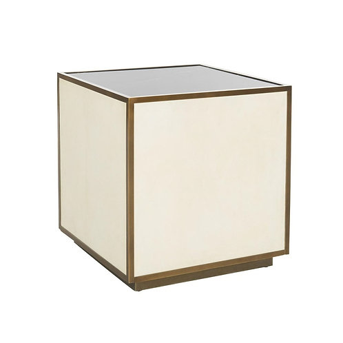 Calisto Marble End Table