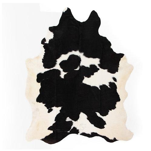 Black & White Cowhide Rug