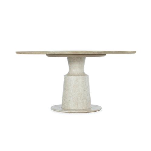 Cascade Pedestal Dining Table