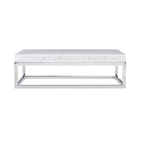 Aventura Acrylic Cocktail Table