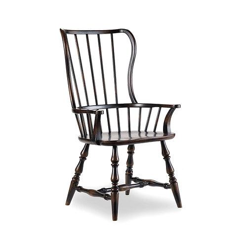 Sanctuary Spindle Arm Chair (Set of 2)