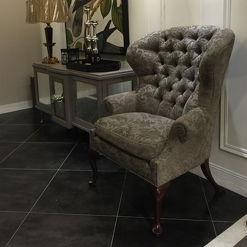 George II Wing Chair (Stately Homes Collection)