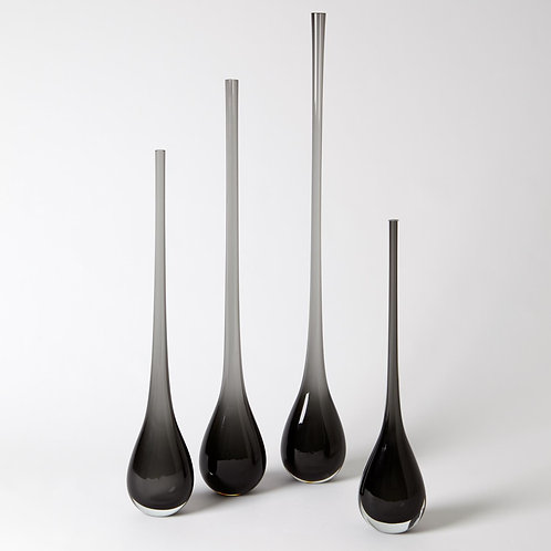 Droplet Vase - Grey (More Options)