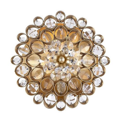 Claret Round Sconce (AERIN Collection, 多色可選)