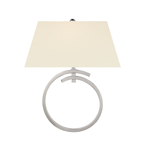 Launceton Large Ring Sconce (E. F. Chapman Collection, More Options)