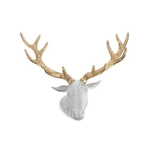 Stag Deer Head