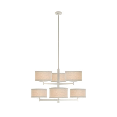 Walker Medium Two Tier Chandelier (Kate Spade NY Collection, 多色可選)