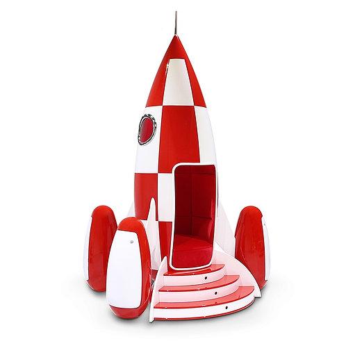 岩石火箭造型椅