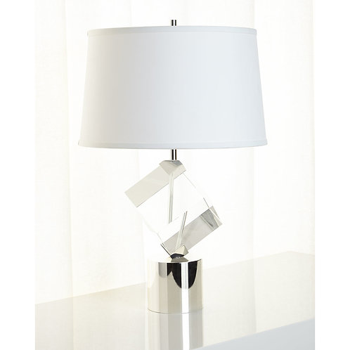 Crystal Cube Table Lamp 2