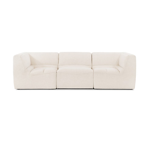 Cezanne 3-Pc Sectional