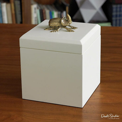 Beetle Box 甲蟲裝飾珠寶盒