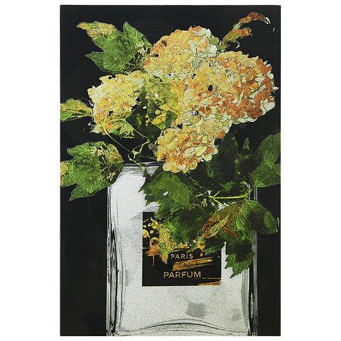 Perfume Mum Vase Glitter