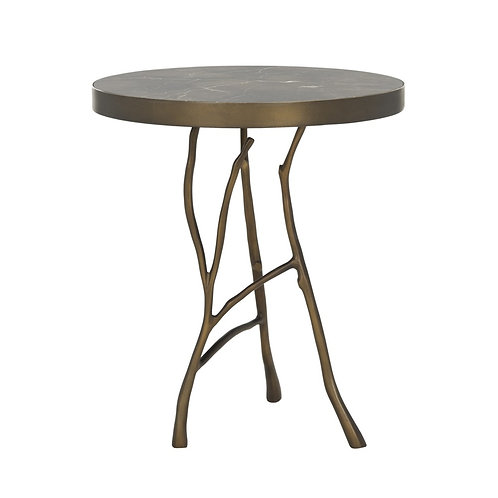 Amparo Marble End Table