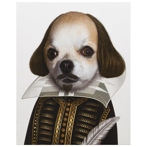Shakespeare (Pets Rock Collection)