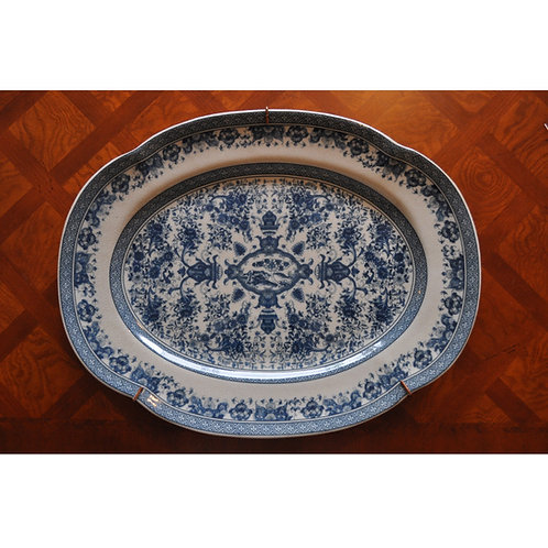 Ethan Allen Grand Oval Decorative Tray