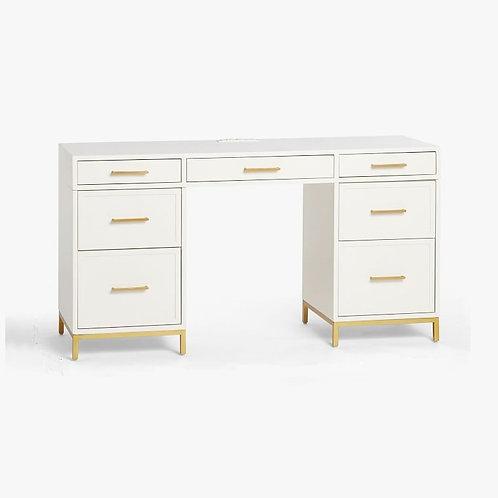 Blaine Smart Storage Desk