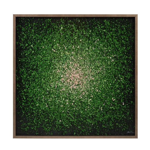 Ruan Wei's Green Composition