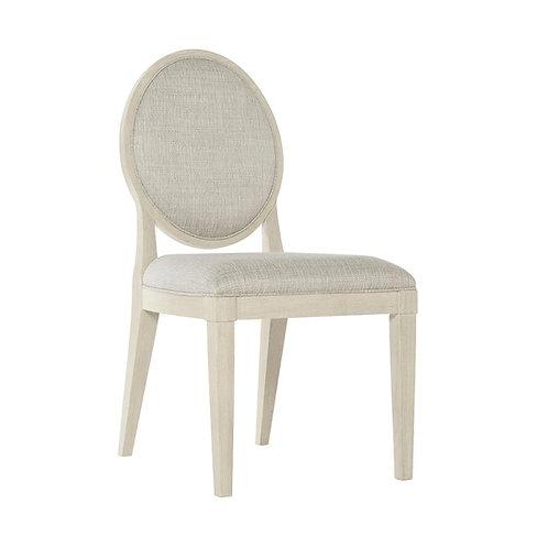 East Hampton Oval Back Side Chair (Set of 2)