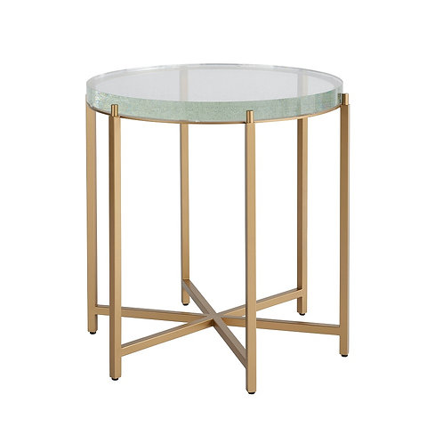 Love Joy Bliss Round End Table (Miranda Kerr Home)