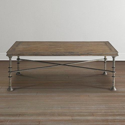 [客廳組合 B] Canyon Creek Rectangular Cocktail Table