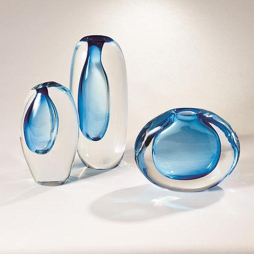 Offset Vase - Light Blue (多款可選)