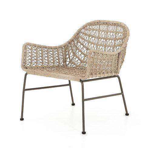 Bandera Outdoor Woven Club Chair
