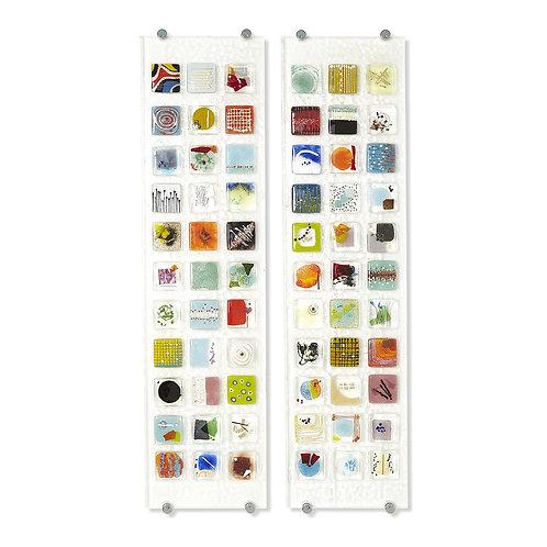 Art Glass Wall Panel (More Options)