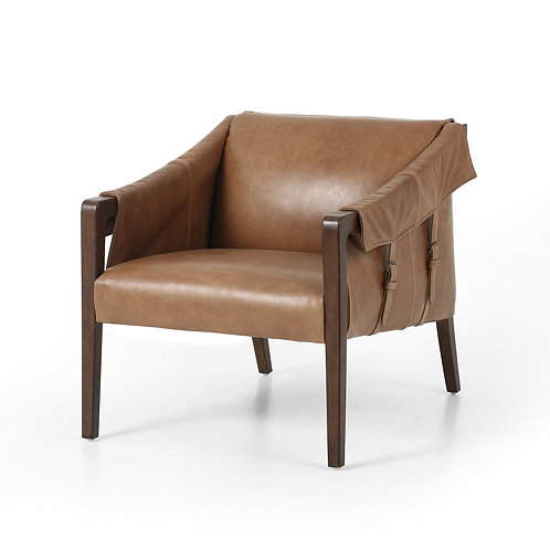 Bauer Leather Chair 2