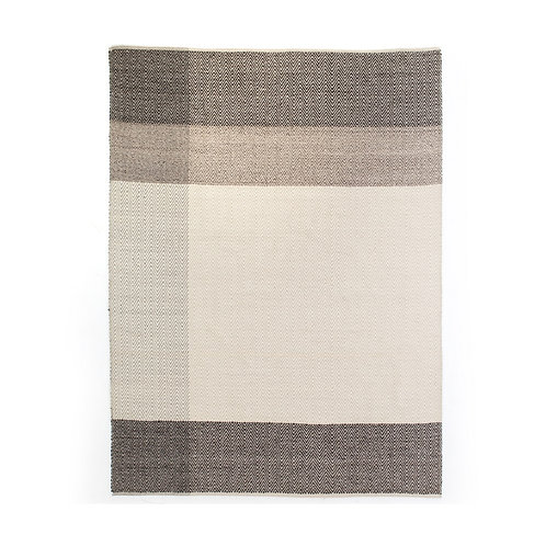 Color Block Chevron Rug (多款可選)