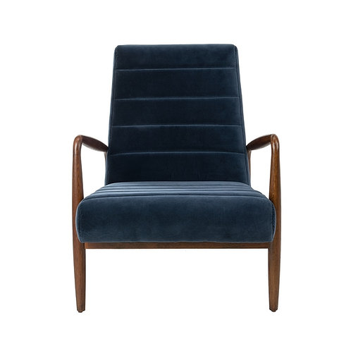 Willow Channel Tufted Chair 2
