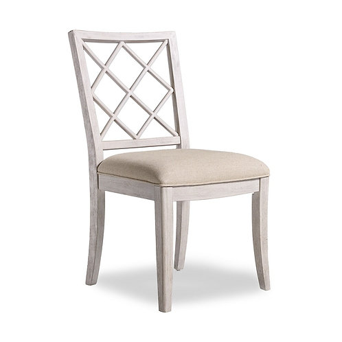 Sunset Point Upholstered X Side Chair (Set of 2)