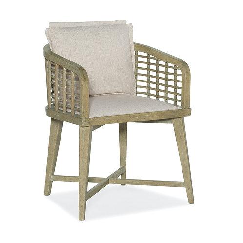 Surfrider Barrel Back Chair