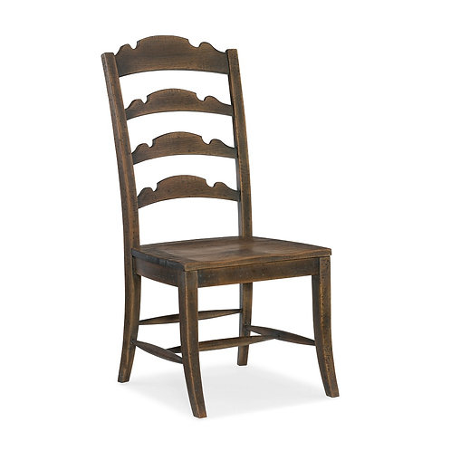 Twin Sisters Ladderback Side Chair 2 (Set of 2)