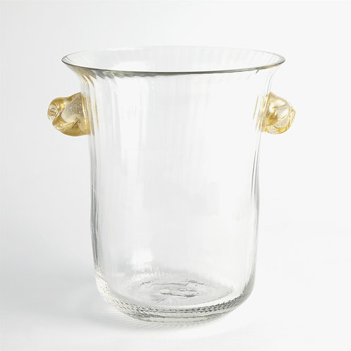 Champagne Ice Bucket (Ashley Childers Collection)