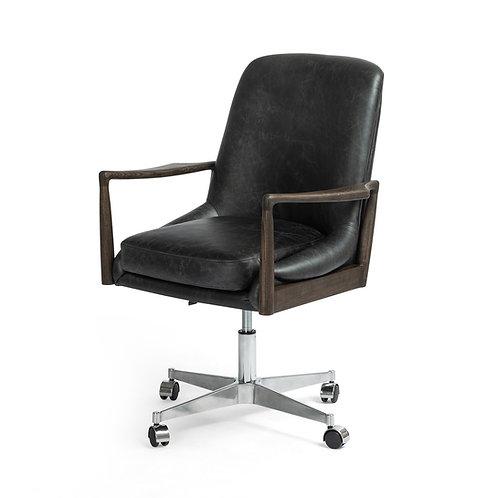 Braden Leather Desk Chair 2