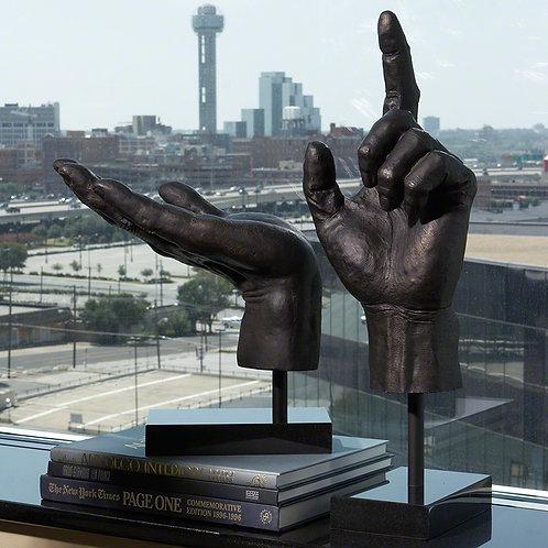 Hand Sculpture 手勢雕塑