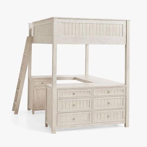 Bevan Loft Bed (多款可選)