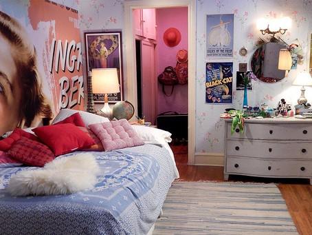 樂來越愛你 La La Land ,電影帶到現實,擁有女主角充滿少女氣息的房間