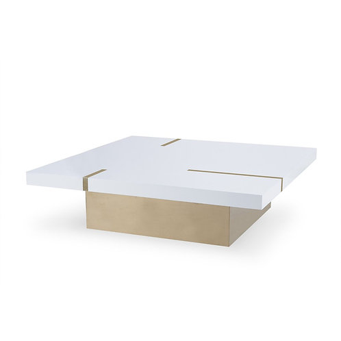 Band Coffee Table - Square (Kelly Hoppen Collection)