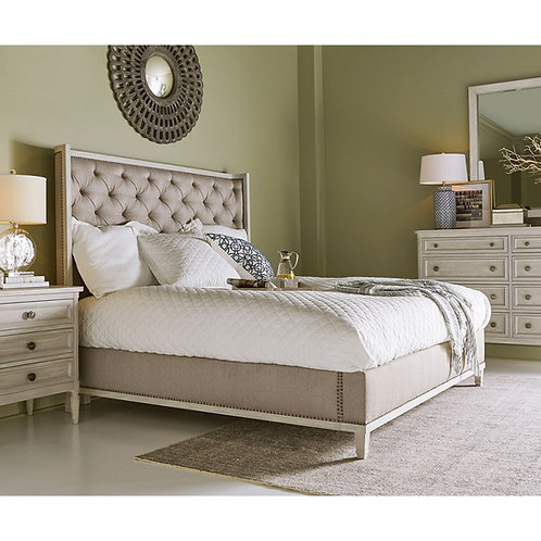 Anna Upholstered Bed 2