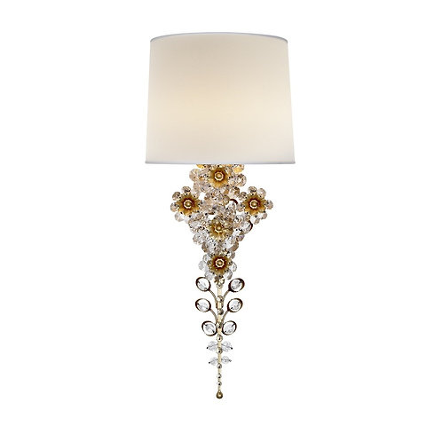 Claret Tail Sconce (AERIN Collection, 多色可選)