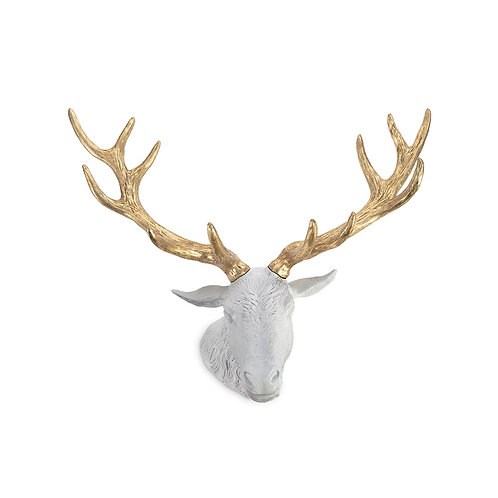 Stag Deer Head