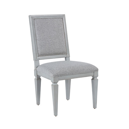 Summer Hill Woven Accent Side Chair 2 (Set of 2)